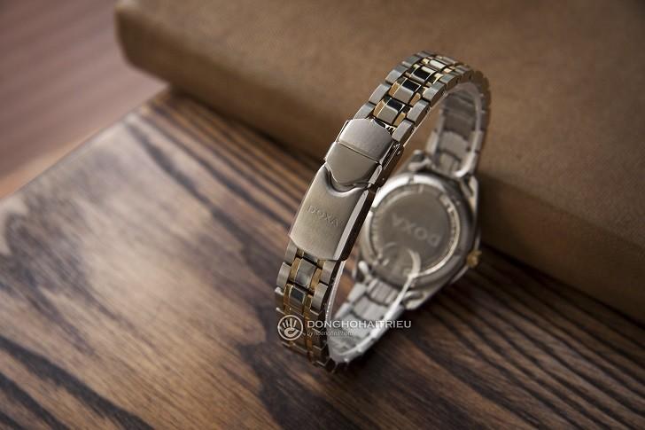 5 chi tiết đắt giá trên đồng hồ Doxa D172TWH dành cho nữ - Ảnh: 6