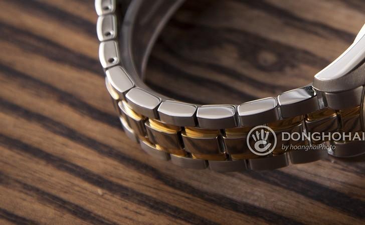 5 chi tiết đắt giá trên đồng hồ Doxa D172TWH dành cho nữ - Ảnh: 9