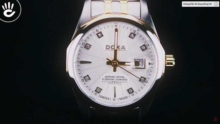 9 Lý do giải đáp đồng hồ Doxa D176TWH có giá gần 20 triệu - Ảnh: 2