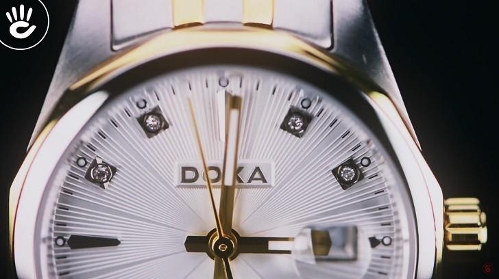 9 Lý do giải đáp đồng hồ Doxa D176TWH có giá gần 20 triệu - Ảnh: 4