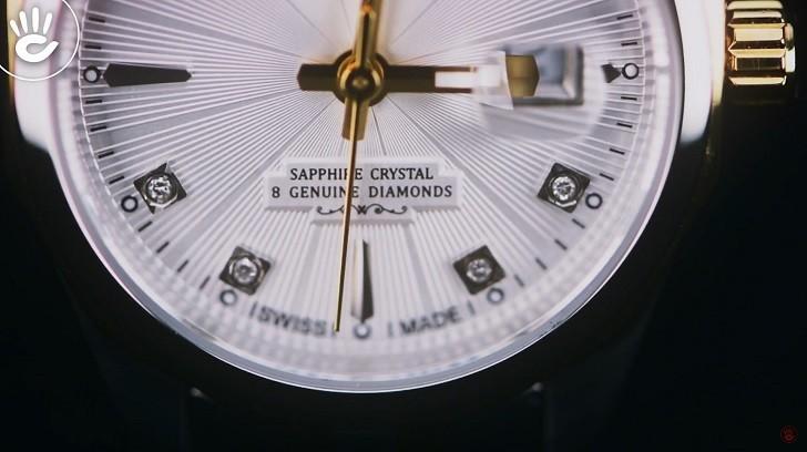 9 Lý do giải đáp đồng hồ Doxa D176TWH có giá gần 20 triệu - Ảnh: 5