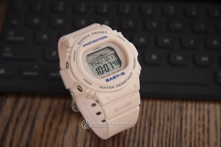 Đồng hồ Baby-G BLX-570-4DR: giá rẻ và thay pin miễn phí - Ảnh 1