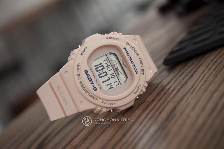 Đồng hồ Baby-G BLX-570-4DR: giá rẻ và thay pin miễn phí - Ảnh 2