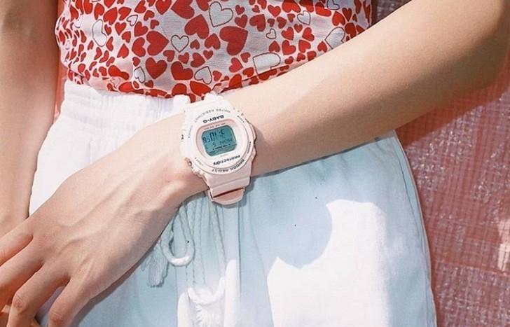 Đồng hồ Baby-G BLX-570-4DR: giá rẻ và thay pin miễn phí - Ảnh 7