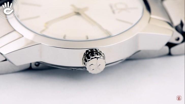 Đồng hồ Calvin Klein K2G23126 thời trang cao cấp Thụy Sỹ - Ảnh: 3