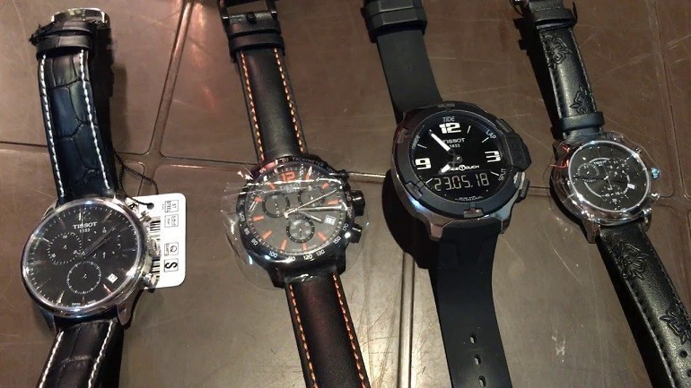 Cảnh báo giả mạo với hàng loạt đồng hồ Tissot giá dưới 2 triệu - ảnh: 2