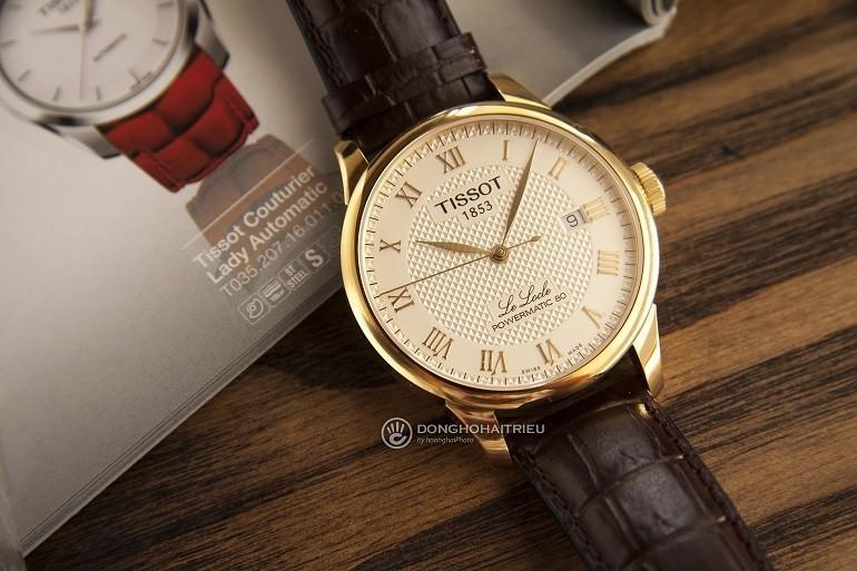 Cảnh báo giả mạo với hàng loạt đồng hồ Tissot giá dưới 2 triệu - ảnh: 7