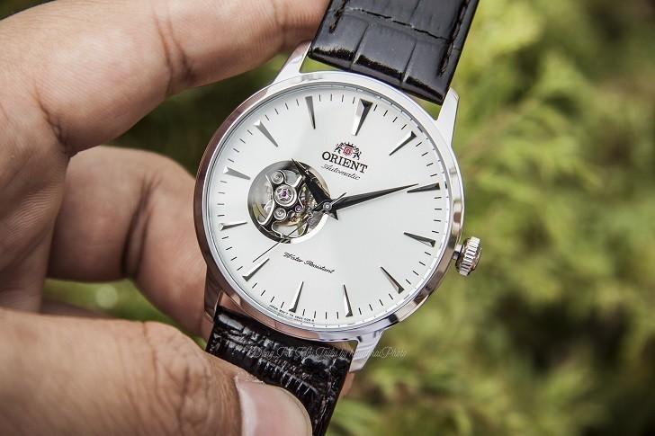 Đánh giá đồng hồ Orient FAG02005W0 cơ lộ máy (Open Heart) - ảnh: 1