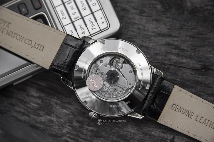 Đánh giá đồng hồ Orient FAG02005W0 cơ lộ máy (Open Heart) - ảnh: 6