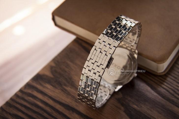 Đồng hồ Doxa D157SWH siêu mỏng (dưới 6mm) dành cho nam - Ảnh: 3