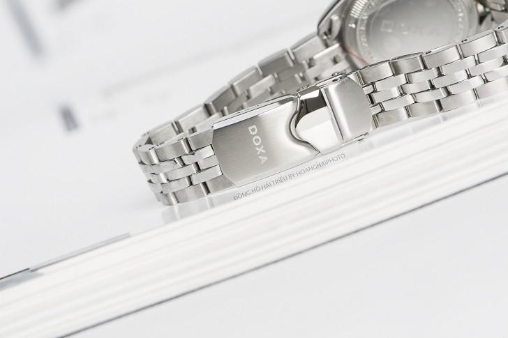 Đồng hồ Doxa D174SCM đính 8 viên kim cương, có dạ quang - ảnh: 6