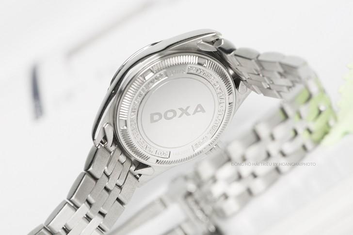 Đồng hồ Doxa D174SCM đính 8 viên kim cương, có dạ quang - ảnh: 7