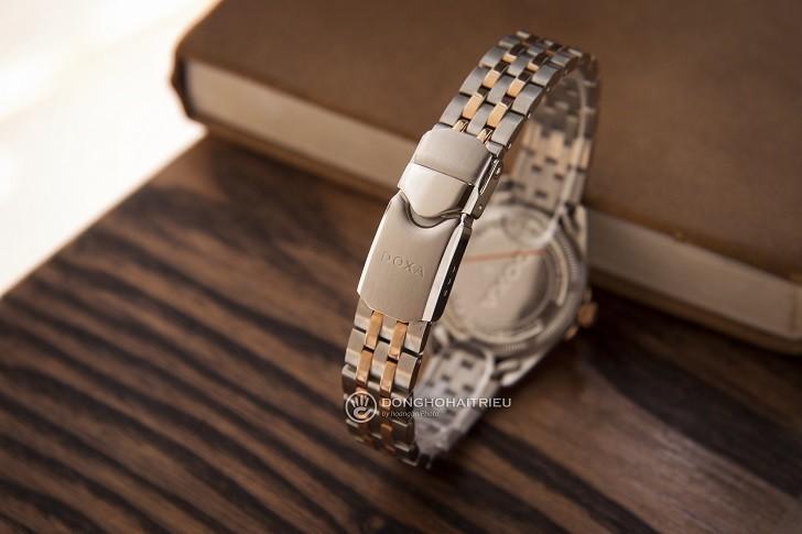 Đồng hồ Doxa D176RWH nổi tiếng về đính kim cương thật - Ảnh: 5