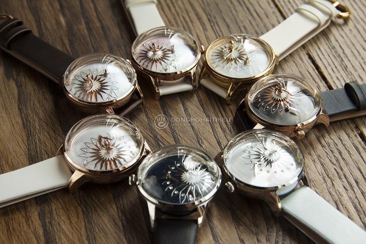 Đồng hồ Fouetté OR-1: bất ngờ từ hộp nhạc cơ đến thiết kế tổng thể - ảnh: 1