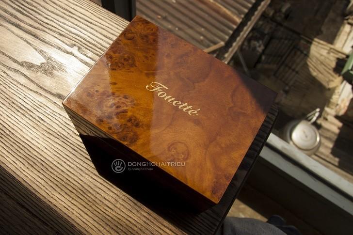 Đồng hồ Fouetté OR-1: bất ngờ từ hộp nhạc cơ đến thiết kế tổng thể - ảnh: 2