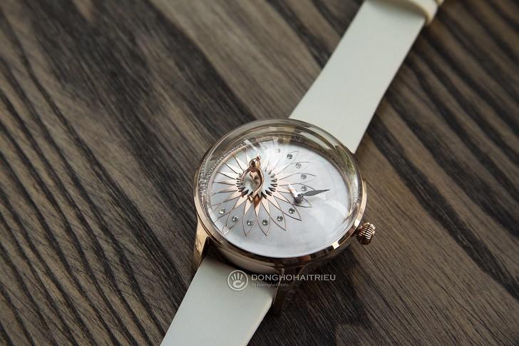 Đồng hồ Fouetté OR-1: bất ngờ từ hộp nhạc cơ đến thiết kế tổng thể - ảnh: 3