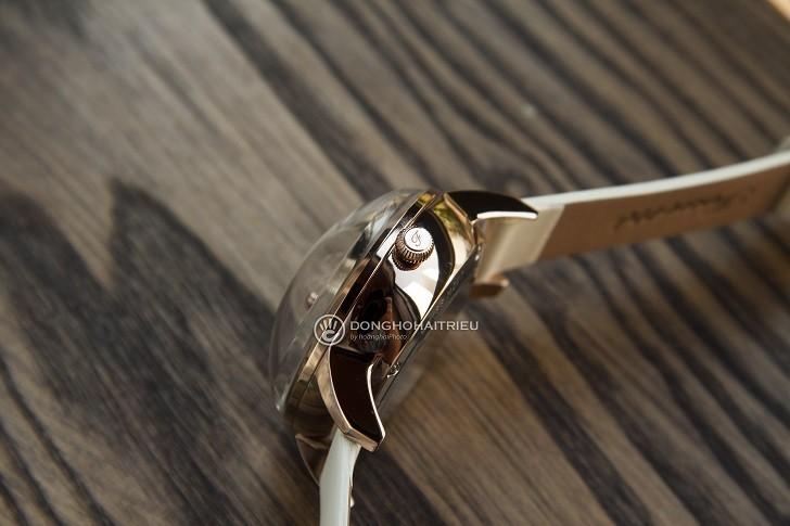 Đồng hồ Fouetté OR-1: bất ngờ từ hộp nhạc cơ đến thiết kế tổng thể - ảnh: 5