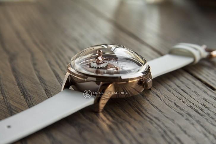 Đồng hồ Fouetté OR-LOVE ấn tượng với nàng vũ công trên mặt số - Ảnh: 2