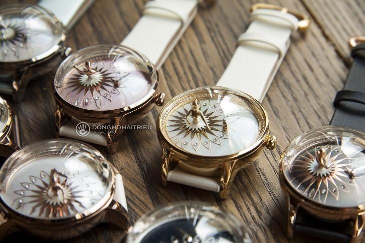 Đồng hồ Fouetté OR-LOVE ấn tượng với nàng vũ công trên mặt số - Ảnh: 3