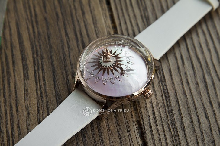 Đồng hồ Fouetté OR-LOVE ấn tượng với nàng vũ công trên mặt số - Ảnh: 8