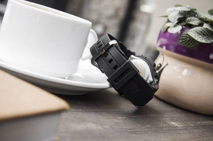Đồng hồ G-Shock AW-591BB-1ADR chống sốc, gần 15 tính năng - Ảnh: 3