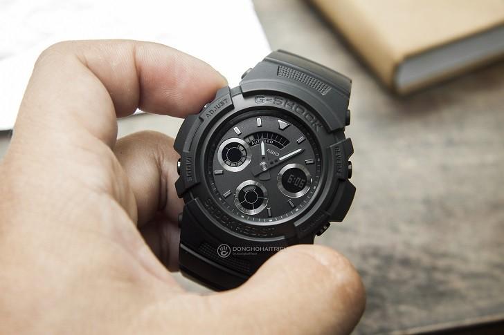 Đồng hồ G-Shock AW-591BB-1ADR chống sốc, gần 15 tính năng - Ảnh: 6