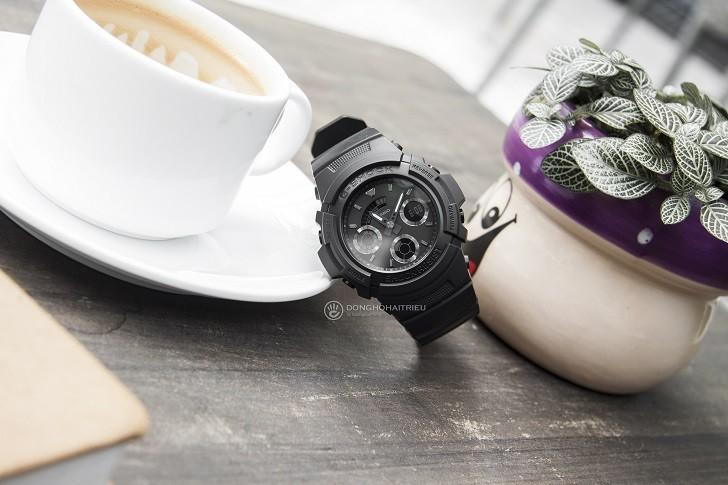 Đồng hồ G-Shock AW-591BB-1ADR chống sốc, gần 15 tính năng - Ảnh: 8