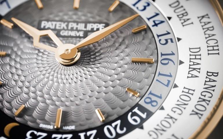 Đồng hồ gắn kim cương, họa tiết guilloché đắt đến mức nào? - Ảnh: 3