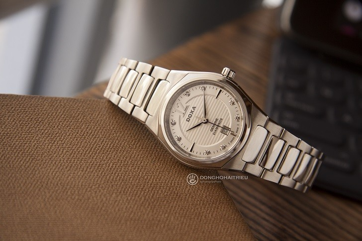 Doxa D191SSV | Đồng hồ nữ siêu mỏng, cao cấp đến từ Thụy Sỹ - Ảnh: 1