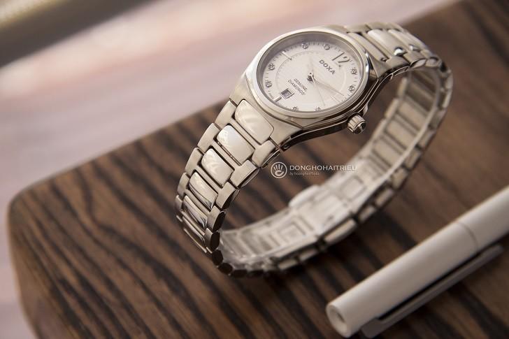 Doxa D191SSV | Đồng hồ nữ siêu mỏng, cao cấp đến từ Thụy Sỹ - Ảnh: 5