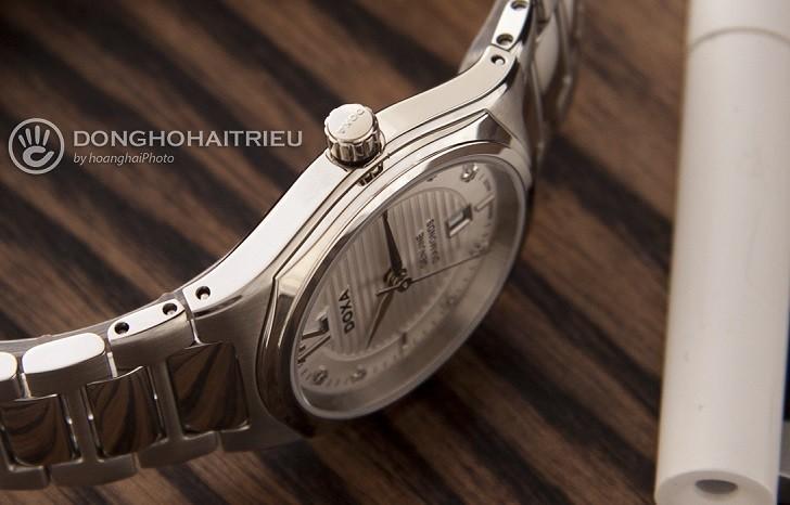 Doxa D191SSV | Đồng hồ nữ siêu mỏng, cao cấp đến từ Thụy Sỹ - Ảnh: 6