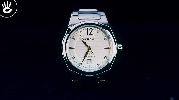 Doxa D191SSV | Đồng hồ nữ siêu mỏng, cao cấp đến từ Thụy Sỹ - Ảnh: 8