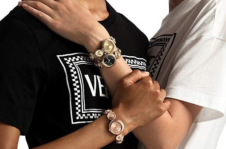Lịch sử đồng hồ Versace: từ thời trang quyến rũ đến táo bạo - Ảnh: 9