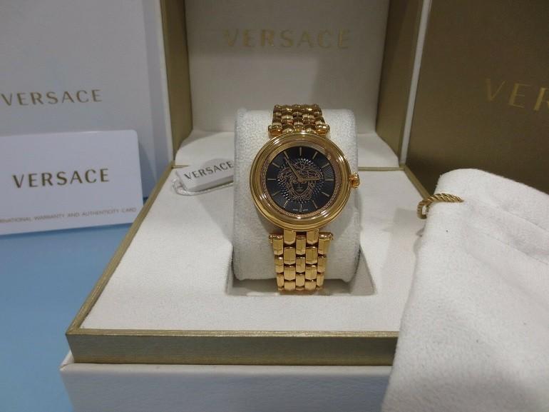 Lịch sử đồng hồ Versace: từ thời trang quyến rũ đến táo bạo - Ảnh: 8