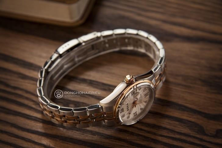Ngắm nhìn đồng hồ Doxa D174RWH đính 8 viên kim cương thật - Ảnh: 3