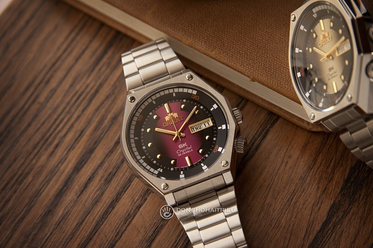 Review đồng hồ Orient RA-AA0B02R19B (SK mặt lửa) thế hệ 2019 - Ảnh: 2