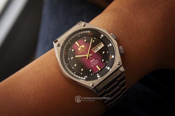 Review đồng hồ Orient RA-AA0B02R19B (SK mặt lửa) thế hệ 2019 - Ảnh: 3