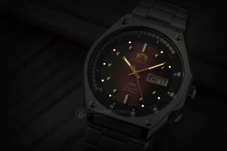 Review đồng hồ Orient RA-AA0B02R19B (SK mặt lửa) thế hệ 2019 - Ảnh: 4