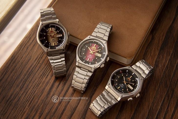 Review đồng hồ Orient RA-AA0B02R19B (SK mặt lửa) thế hệ 2019 - Ảnh: 5
