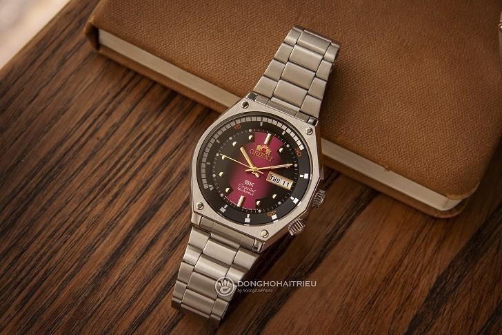 Review đồng hồ Orient RA-AA0B02R19B (SK mặt lửa) thế hệ 2019 - Ảnh: 6