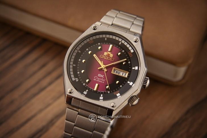 Review đồng hồ Orient RA-AA0B02R19B (SK mặt lửa) thế hệ 2019 - Ảnh: 7