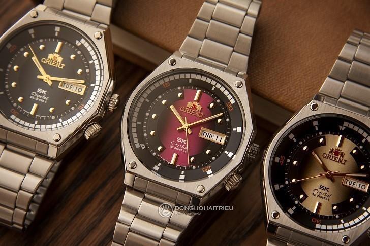 Review đồng hồ Orient RA-AA0B02R19B (SK mặt lửa) thế hệ 2019 - Ảnh: 9