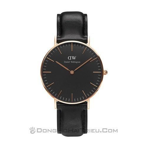 Thay dây da đồng hồ DW (Daniel Wellington) giá rẻ, 100% chính hãng - Ảnh: 7