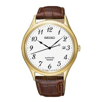 Tổng hợp 15 mẫu đồng hồ Seiko giá rẻ nhất, 100% chính hãng - ảnh: Seiko SGEH78P1