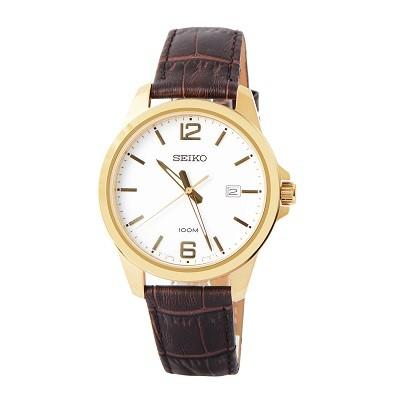 Tổng hợp 15 mẫu đồng hồ Seiko giá rẻ nhất, 100% chính hãng - ảnh: Seiko SUR252P1