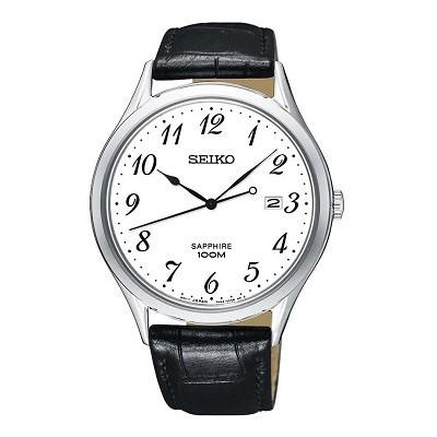 Tổng hợp 15 mẫu đồng hồ Seiko giá rẻ nhất, 100% chính hãng - ảnh: Seiko SGEH75P1