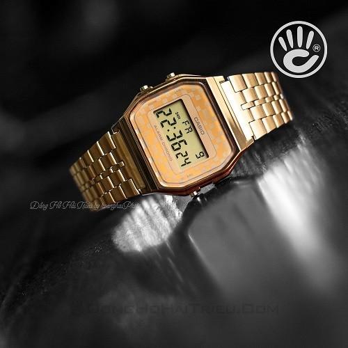 Tốt nghiệp cấp 3 rồi, 20 mẫu đồng hồ điện tử mùa chia tay thôi! - Ảnh: Casio A159WGEA-9ADF