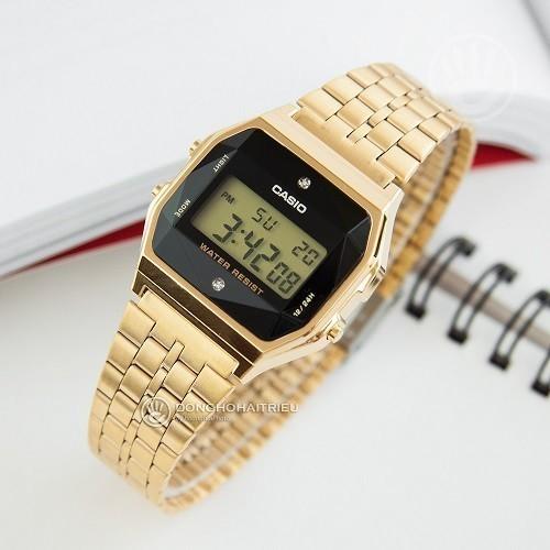 Tốt nghiệp cấp 3 rồi, 20 mẫu đồng hồ điện tử mùa chia tay thôi! - Ảnh: Casio A159WGED-1DF