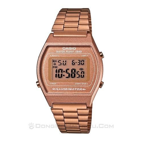 Tốt nghiệp cấp 3 rồi, 20 mẫu đồng hồ điện tử mùa chia tay thôi! - Ảnh: Casio B640WC-5ADF