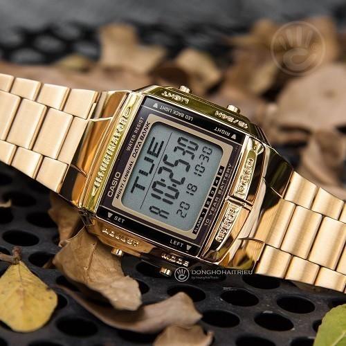 Tốt nghiệp cấp 3 rồi, 20 mẫu đồng hồ điện tử mùa chia tay thôi! - Ảnh: Casio DB-360G-9ADF
